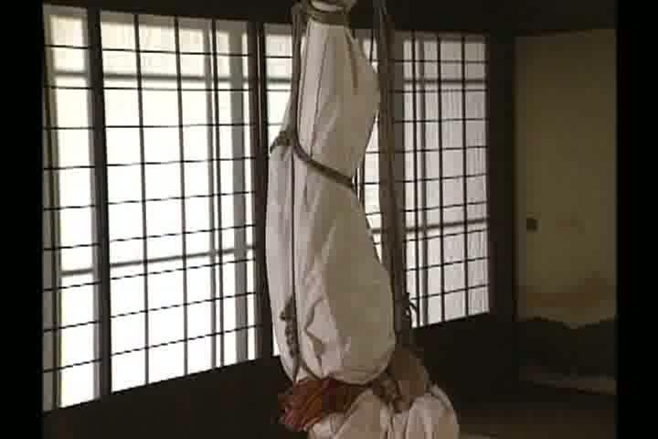 【細川百合子】緊縛されちゃうマン汁が溢れまくりw