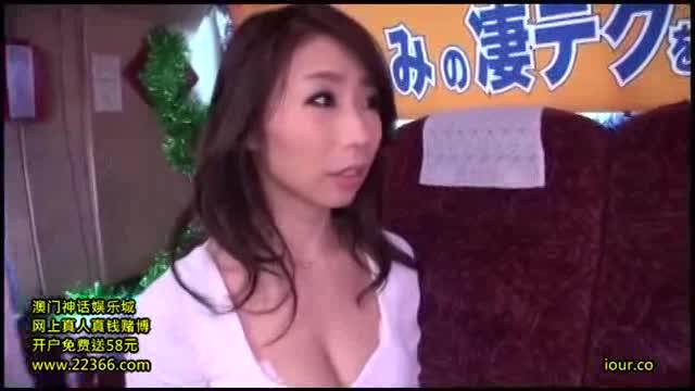 篠田あゆみ 凄テクを我慢できれば生中出し!淫語と誘惑テクニックで素人たちを圧倒しまくるw