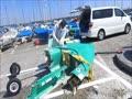 2017.04.28 江ノ島ヨットハーバーの稼働状況
