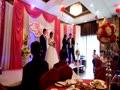 中国大連の結婚式